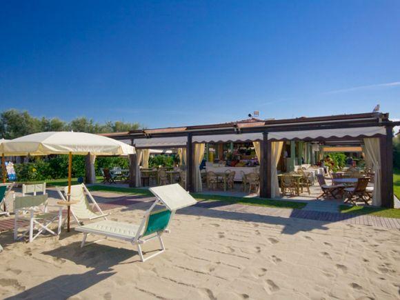 Bagno elisabetta a viareggio stabilimento balneare con bar ristorante e animazione a viareggio - Bagno sole viareggio ...